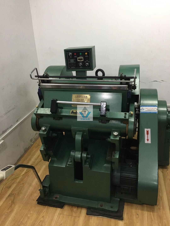 Máy bế giấy ML 750