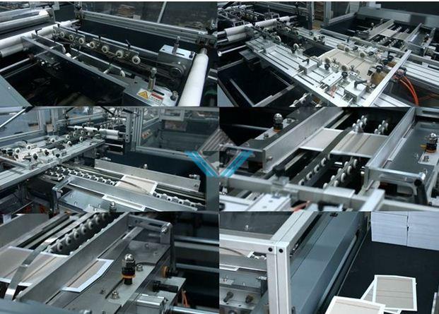 Máy bìa cứng tự động QFM 460C 2