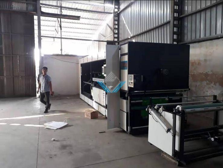 Máy in cuộn vải không dệt OU-120012 2