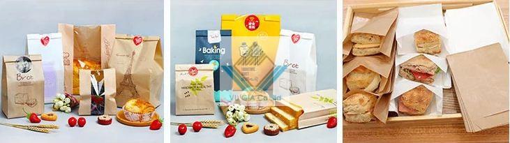 Túi giấy thực phẩm 2