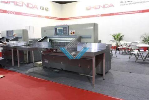 Máy cắt giấy công nghiệp 3