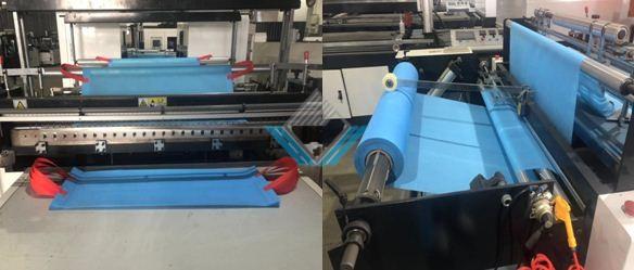 Máy may túi vải không dệt ZXQ-C1200 2
