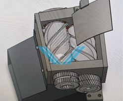 Máy chia tấm Carton 4