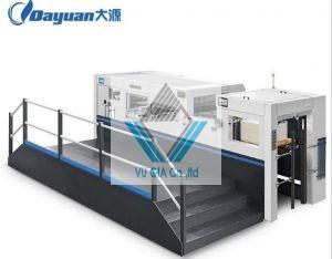 Máy bế giấy tự động MHC 1060CE