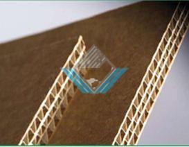 Hình ảnh sóng carton 7 lớp