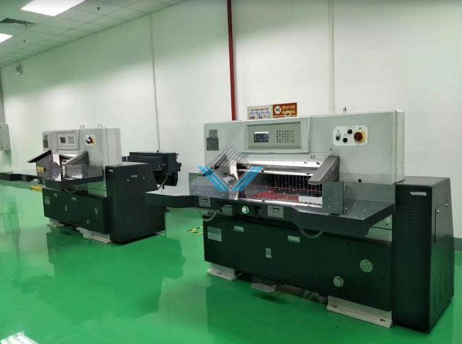 Máy cắt giấy công nghiệp
