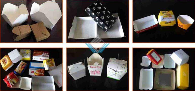 khay thức ăn bằng giấy 2