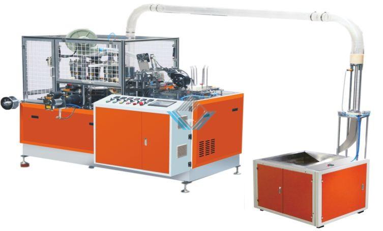 Máy sản xuất cốc giấy 14