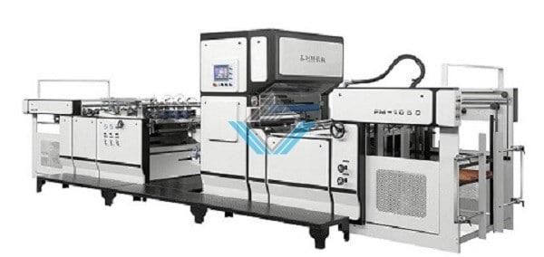 máy cán màng nhiệt tự động 2 chức năng 2