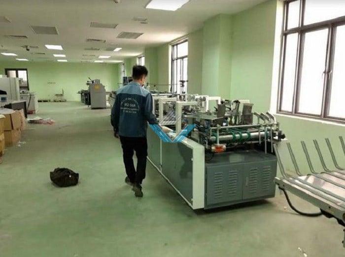 máy dán hộp tự động Yadu 7-1