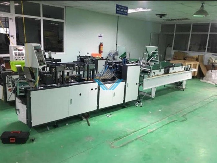máy dán hộp tự động Yadu 8-1