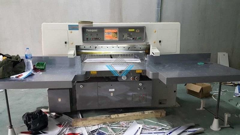 máy xén giấy cũ 3