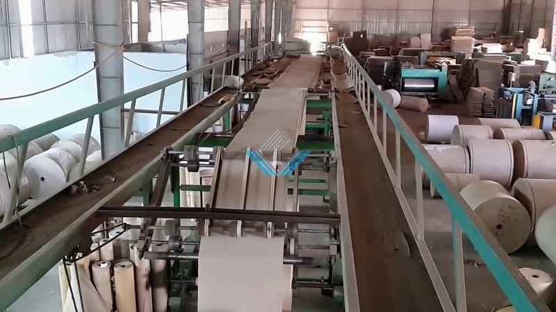 Các loại thiết bị máy móc ngành bao bì carton