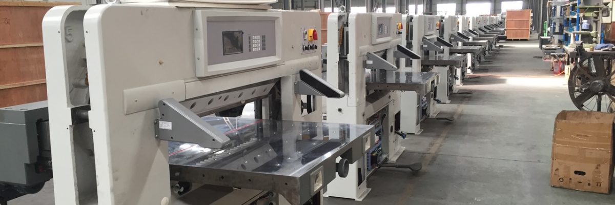 Máy cắt xén giấy mẫu 3