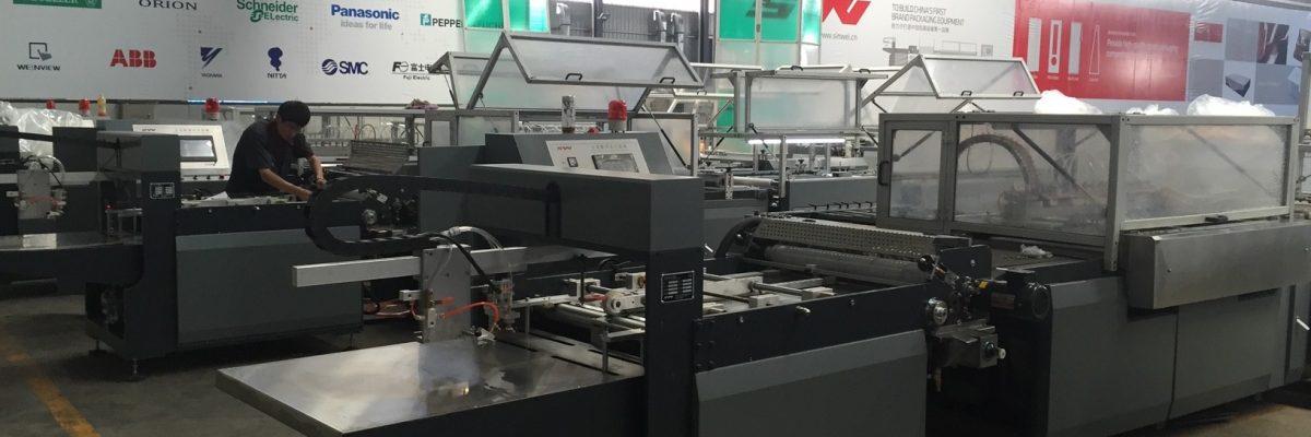 Máy làm bìa cứng Sinwei 6
